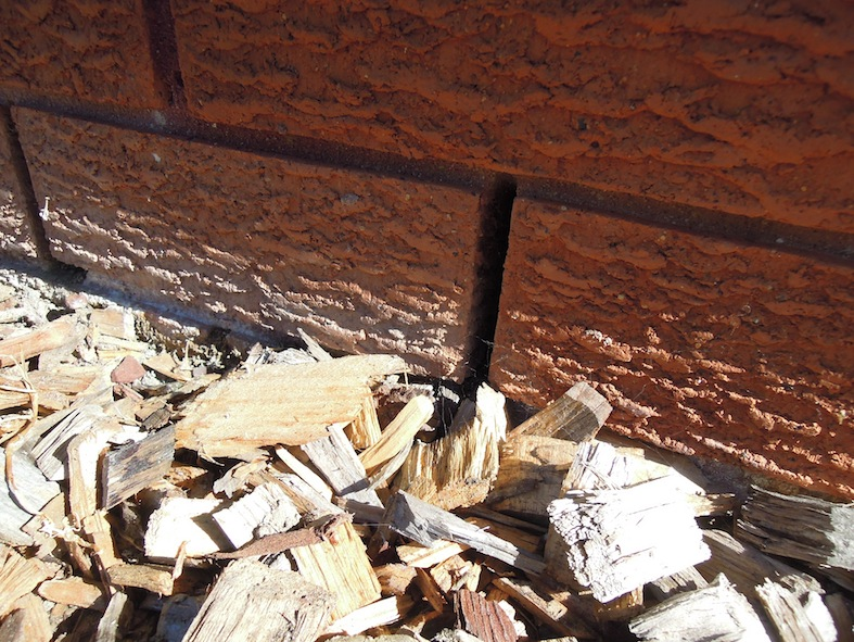 Pest Inspection Hornsby - Weep holes can provide access for termites into a home